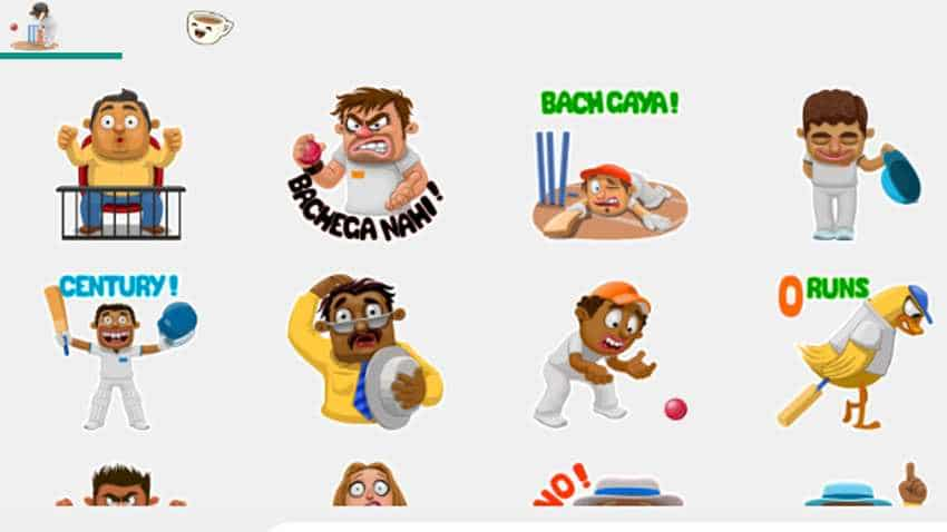 WhatsApp introduces Cricket Stickers for Android users: Here