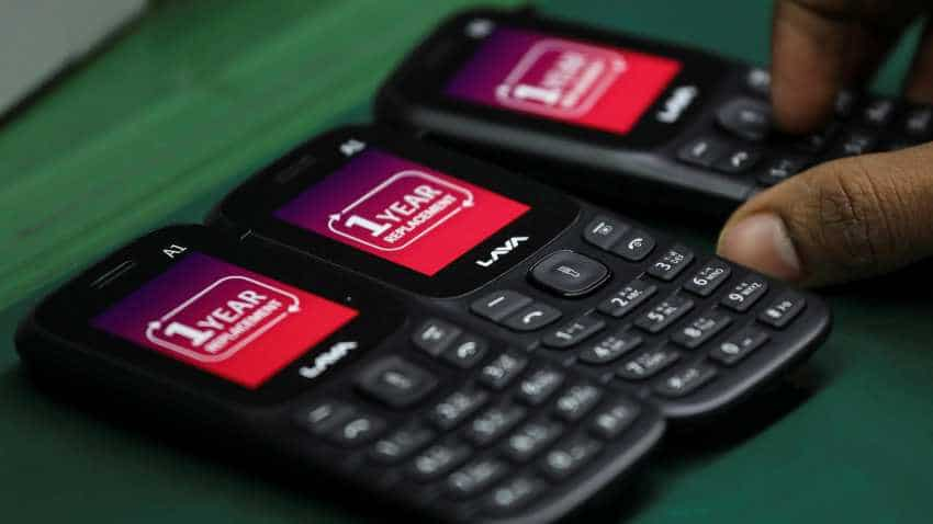 Lava doubles market share to 13 per cent in feature phone market