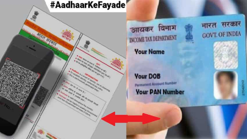 Error in PAN card? Do not worry, you can still link it with Aadhaar card; here is how