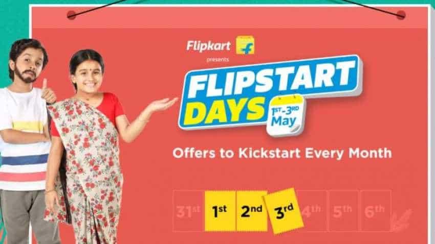 Flipkart Flipstart Days Sale from tomorrow - Check top offers, best deals up for grabs