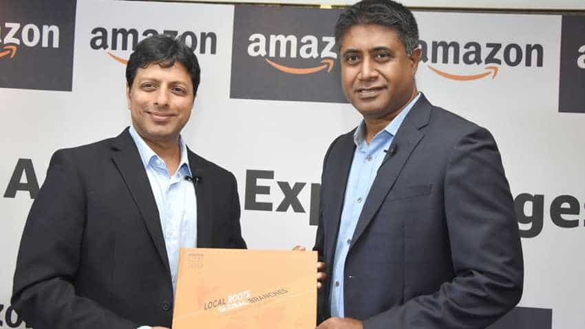 Amazon Global Selling program crosses $1bn in export sales from India, e-commerce giant aims to hit $5bn mark by 2023