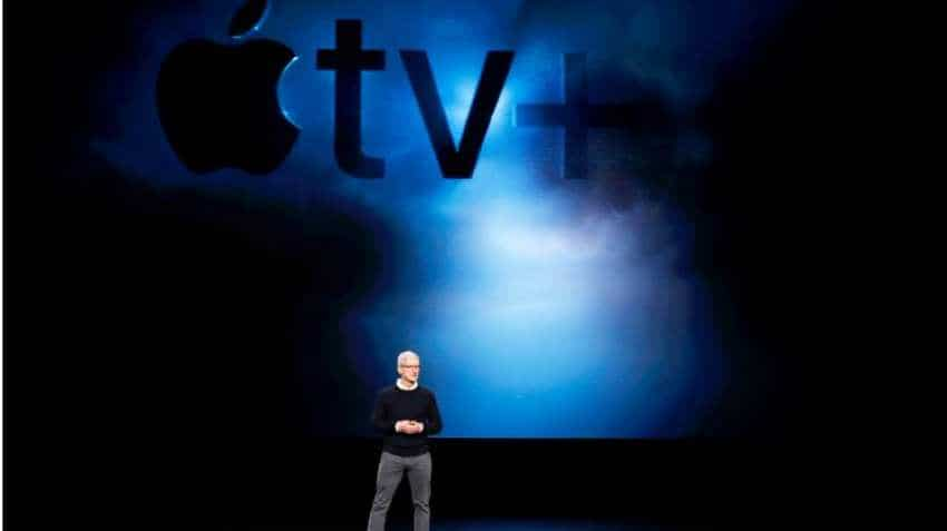In video streaming wars, Apple says it can coexist with Netflix
