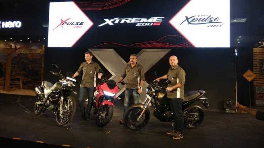 Hero XPulse 200, Hero XPulse 200T launched: From price to features, all you need to know