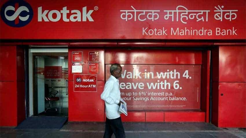 Share Market: Kotak Mahindra Bank jumps by 2.50% on Dalal Street - Earns BUY rating from stock experts