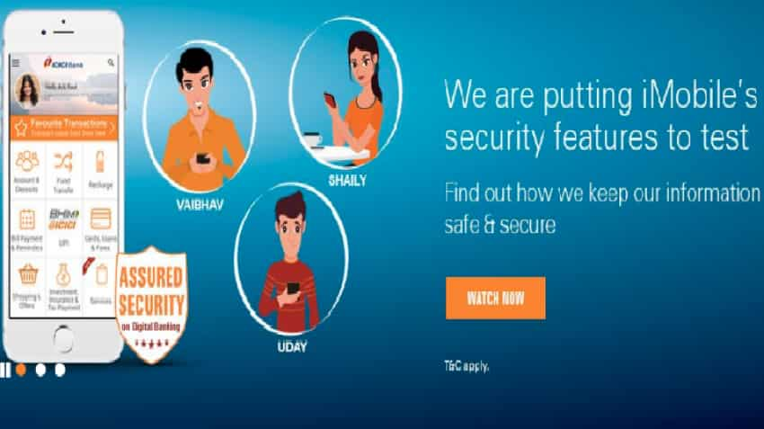 Worried about online banking fraud? ICICI Bank explains how to use debit, credit cards tension free