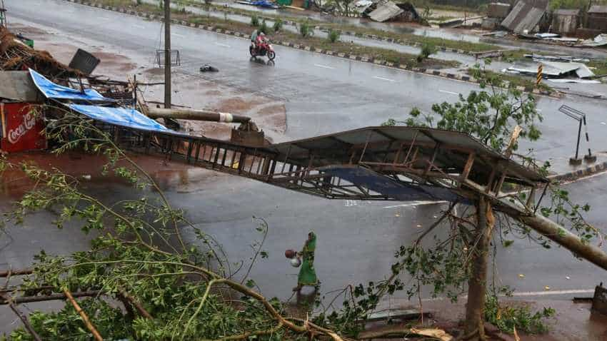 Home Ministry releases Rs 1,000 cr aid to cyclone Fani ravaged Odisha