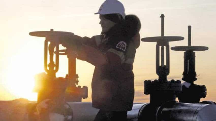 Oil prices bounce up on Iran concern after touching one-month low on trade tensions
