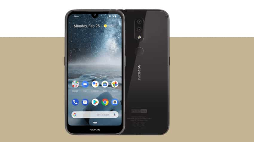 Nokia 4.2 launched in India: Check price, specifications, features