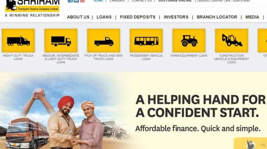 Shriram Transport Finance Q4 net declines 22 pc to Rs 746 cr