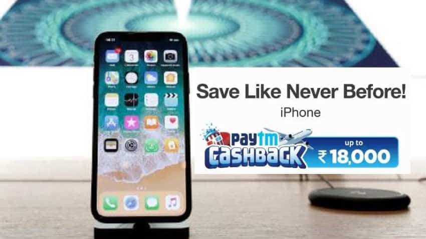 Paytm Mall offers up to Rs 18,000 off on Apple iPhones - These smartphones are up for grabs