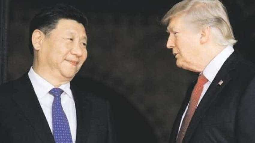 Donald Trump says he has received ''beautiful'' letter from China's Xi