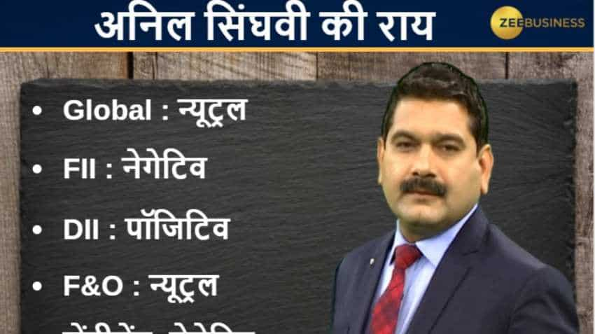Anil Singhvi's Strategy May 10: Market trend is Negative; Sell Jet Airways Cash with Stop Loss 155