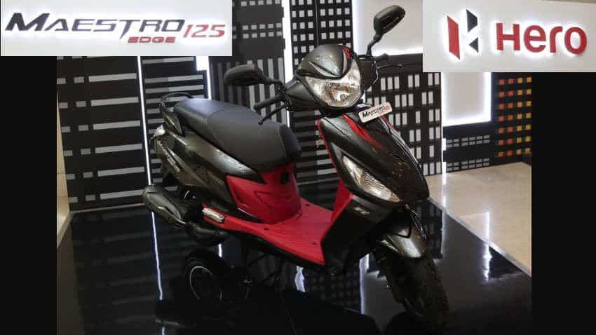 HERO MAESTRO EDGE 125: India's 1st scooter with FI technology launched - Will this take edge over others?