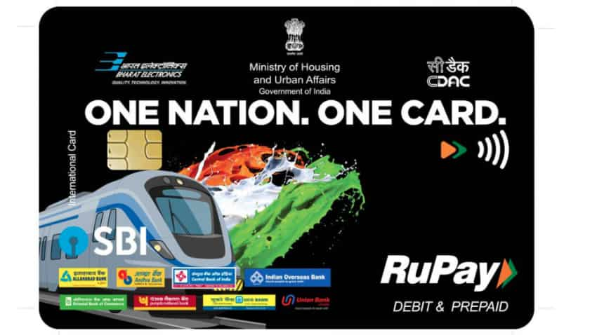 One card for all your transactions - National Common Mobility Card for transit, retail shopping and more