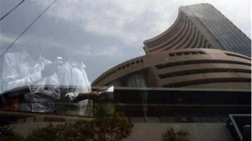 Sensex, Nifty open on a positive note amid firm global cues