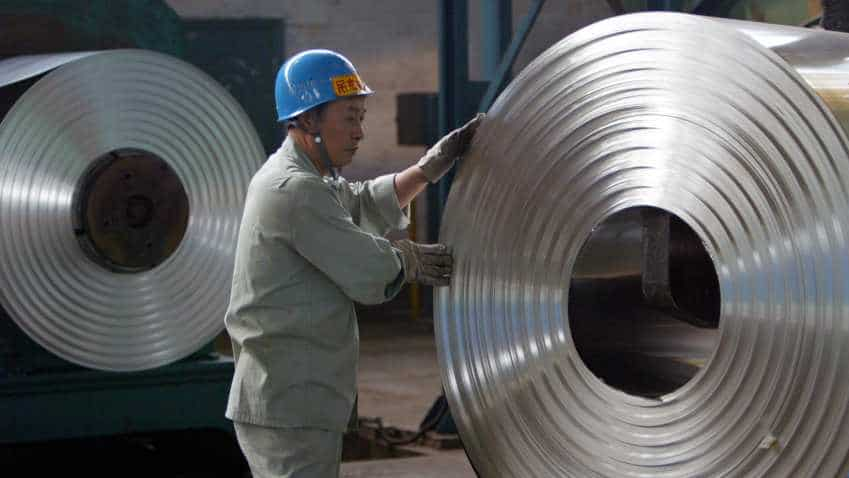 China April industrial output cools, retail sales growth falls to 16-yr low as trade risks rise