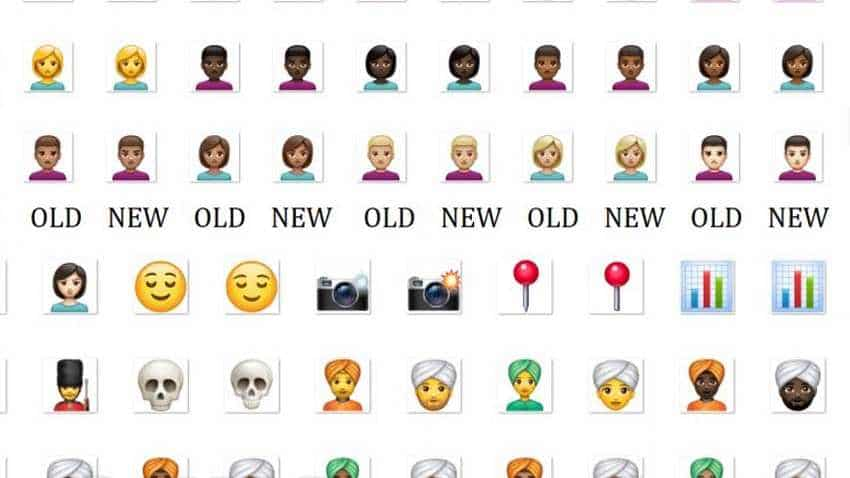 WhatsApp emojis redesigned for Android; Night mode hinted at as well