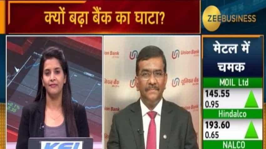 Union Bank expects Rs 3,000 crore recoveries from three NCLT accounts: Rajkiran Rai, MD & CEO