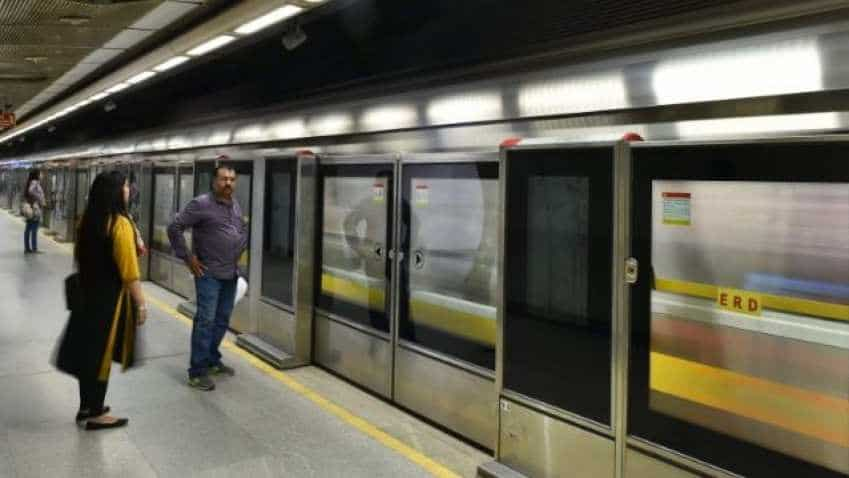 Delhi Metro hit by technical snag; sections of different corridors affected