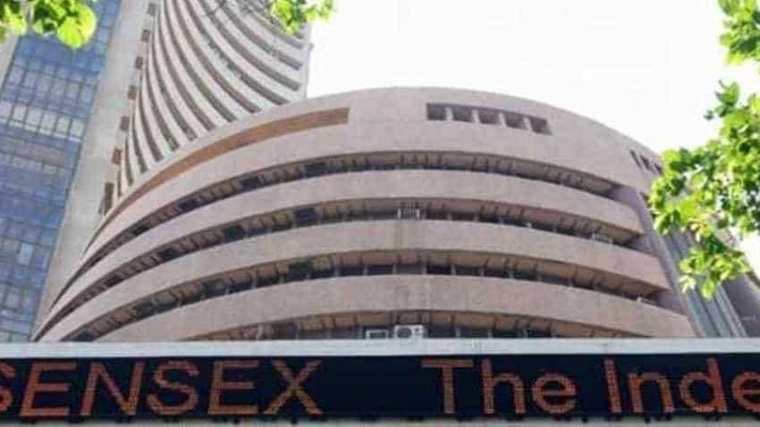 Closing Bell: Sensex tumbles 204 pts; Nifty ends below 11,200