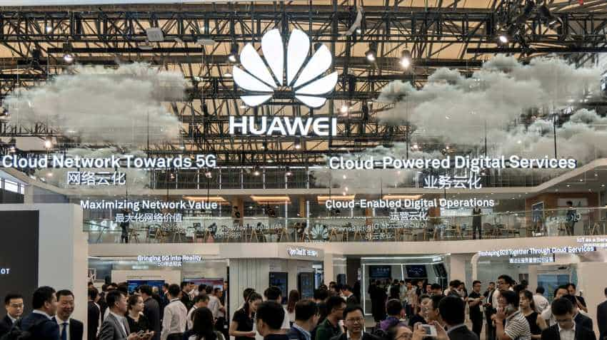 America blacklists Chinese telecom's giant Huawei as US-China trade dispute clouds global outlook