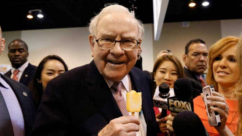 Warren Buffett's Berkshire Hathaway unveils $861 million Amazon stake