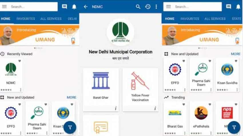 How to link PF with Aadhaar card using Umang App