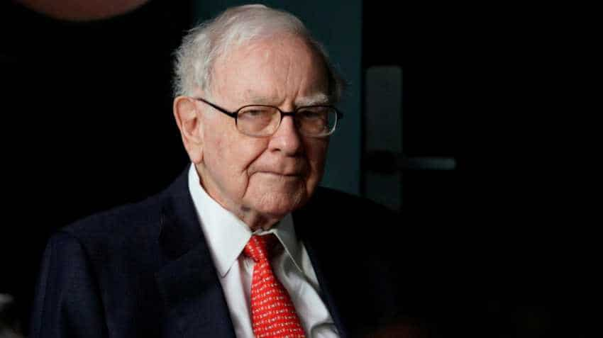 Warren Buffett's Berkshire reveals $900 mn Amazon stake