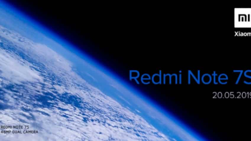 Xiaomi to launch Redmi Note 7S on May 20: Here is what to expect