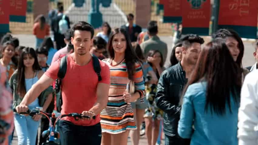 Student Of The Year 2 box office collection: Tiger Shroff starrer continues to struggle, collects 53.88 cr