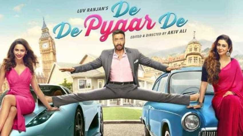 De De Pyaar De box office collection prediction: What Ajay Devgn, Tabu, Rakul Preet starrer may earn in 1st week