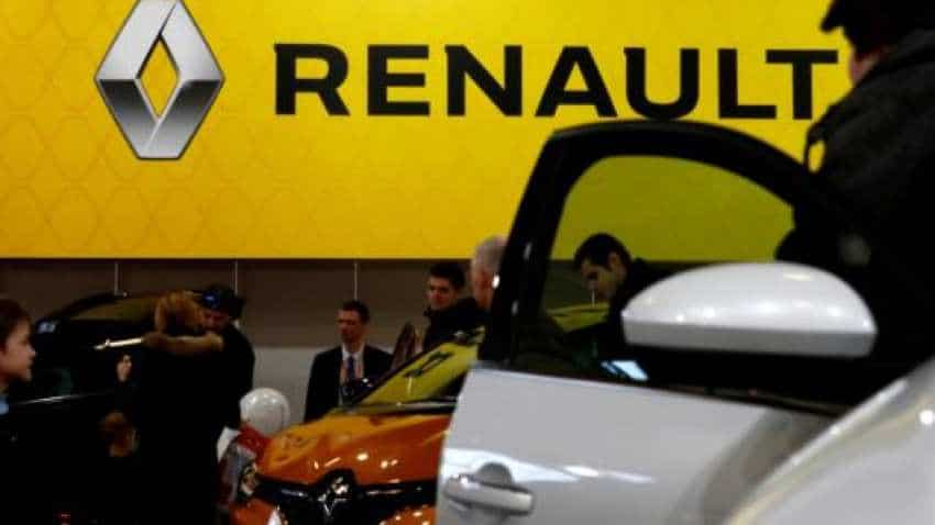 Renault unveils three electric concept-cars for future mobility