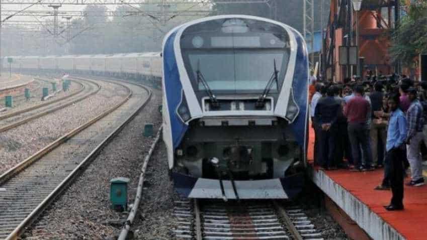 Indian Railways' Vande Bharat Express achieved this feat