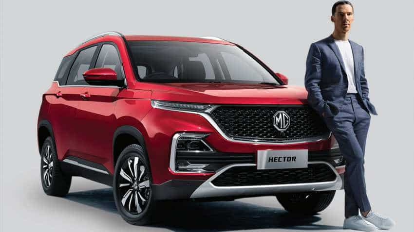 MG HECTOR: These are the 19 exclusive features of India's 1st 48V hybrid SUV - See FULL LIST