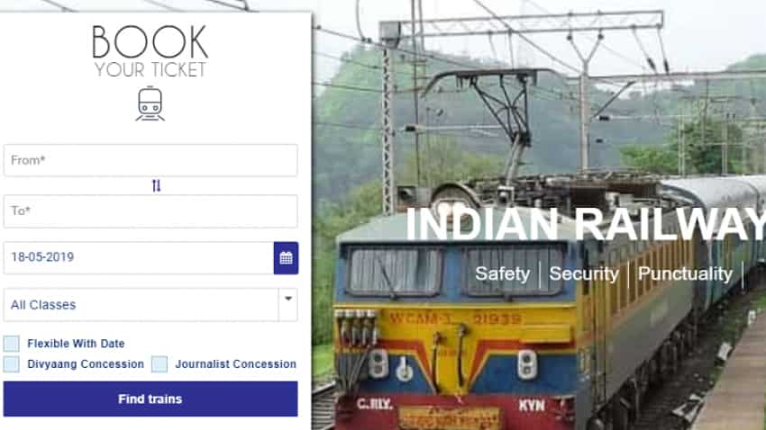 IRCTC train ticket booking ALERT! IRCTC website down during this time today, tomorrow - Booking, cancellation to remain closed