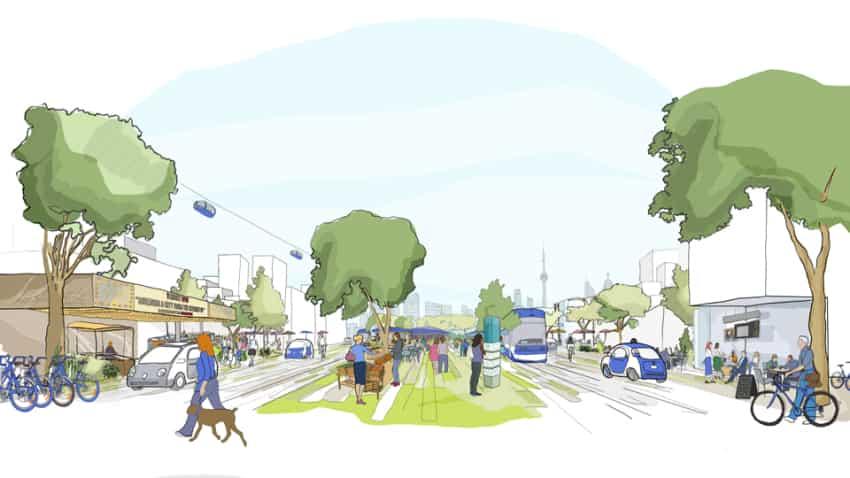 Google affiliate Sidewalk Labs big plans for its internet based smart city