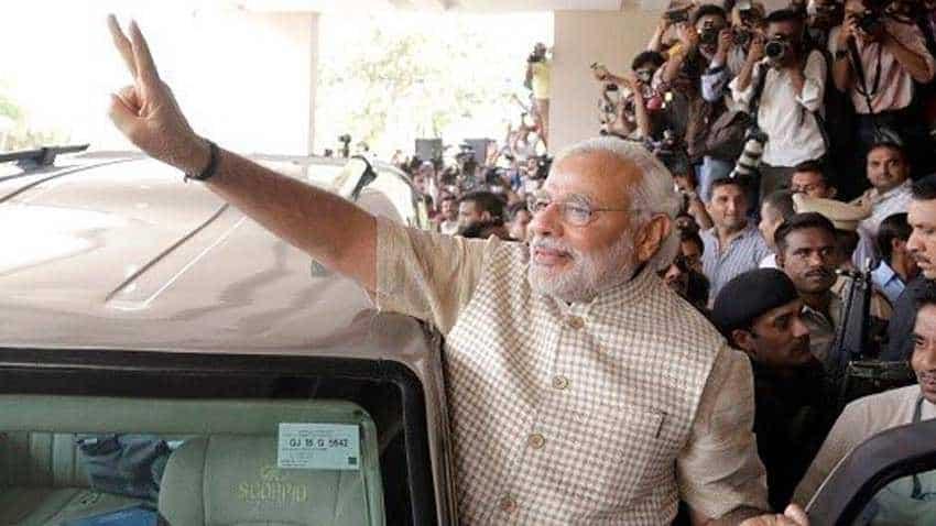 Live Updates Exit Poll Results 2019 Lok Sabha Live