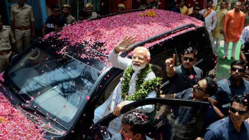 Republic TV exit poll: PM Narendra Modi looks set to form government again