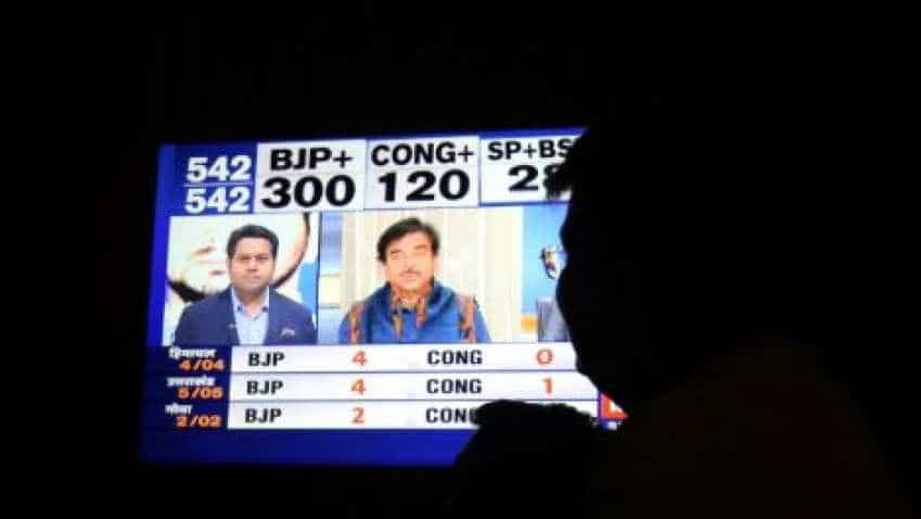 Exit polls 2019: BJP can touch double figures in Bengal