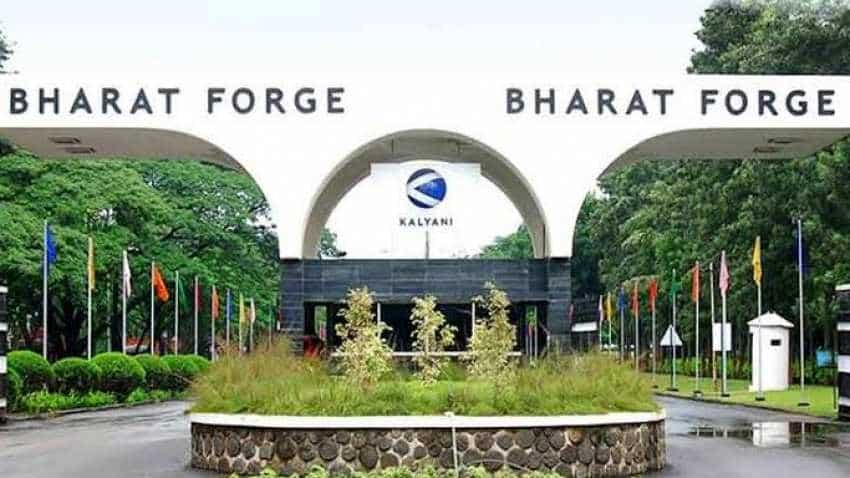 Bharat Forge Q4 net profit jumps threefold to Rs 299.5 crore