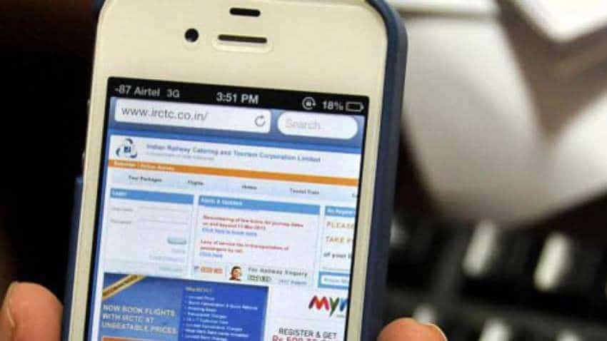 Forgot your IRCTC user ID and password? Here is how you can get it