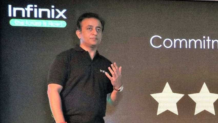EXCLUSIVE - We want to create differentiated product portfolio: Infinix CEO Anish Kapoor