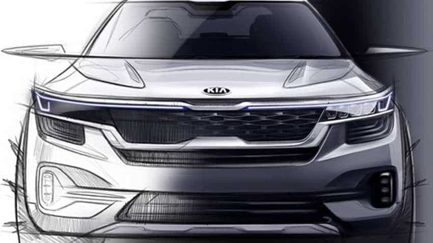 Officially confirmed! Kia's first car in India to be unveiled on this date