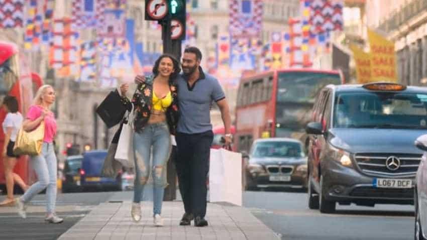 De De Pyaar De box office collection: Ajay Devgn, Tabu starrer steady, crosses Rs 50-cr mark