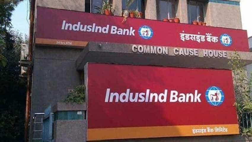IndusInd Bank reports 62% drop in Q4FY19 PAT, shares jump 6 per cent