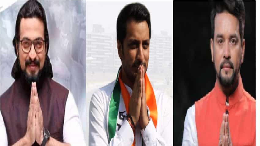 Lok Sabha elections: NCP's Parth Pawar leading in Maharashtra, Anurag Thakur ahead in HP's Hamirpur