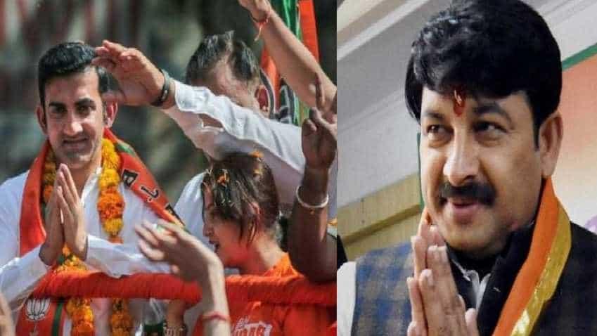 Lok Sabha elections 2019 results: BJP leads in all seven Delhi seats; Gautam Gambhir, Manoj Tiwari ahead