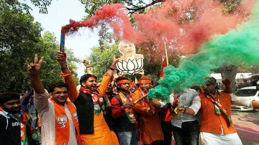 Lok Sabha election 2019 results: Resounding Modi wave as BJP secures 303