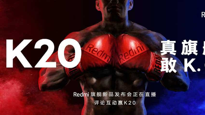 Redmi K20, K20 Pro launch today: LIVE Streaming, expected price, features, other details
