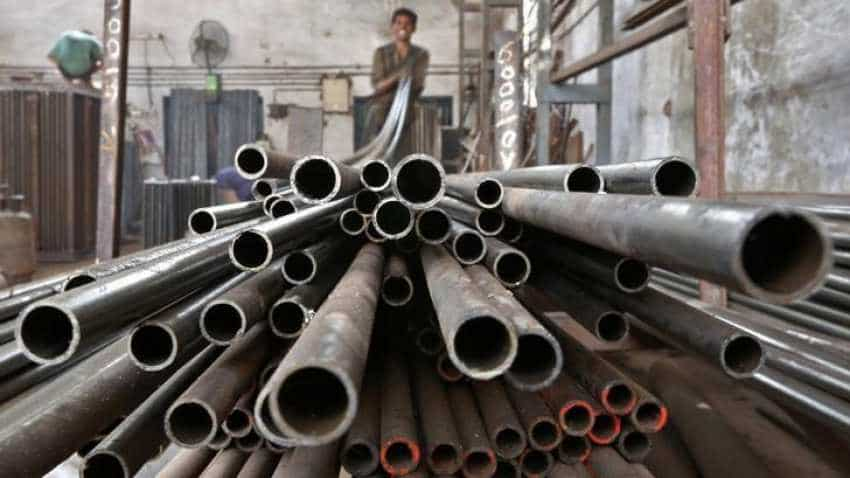 RINL aims to produce 6.4 MT of liquid steel; 5.8 MT of saleable metal in FY20